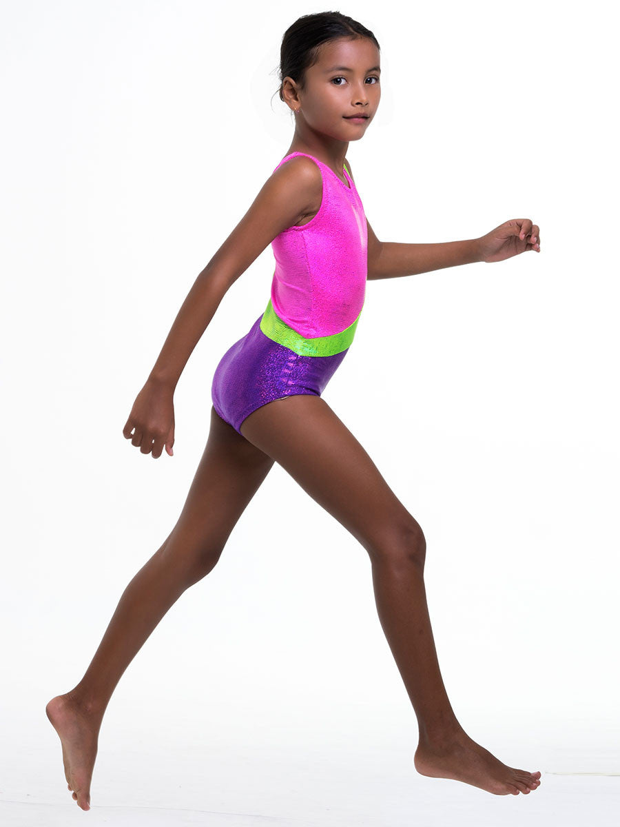 leotard pattern, swimsuit pattern, leo #12 side
