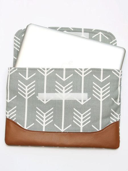 (B902) Laptop Cover Sewing Pattern - MAC SLEEVE