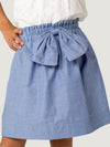 childrens sewing pattern, girls skirt pattern, girls sewing pattern