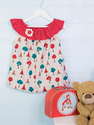 ROSEMARY - BABY Top Pattern