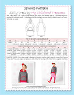 sally sewing pattern by MCT