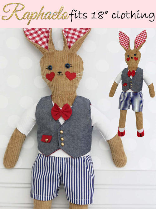 rabbit toy pattern