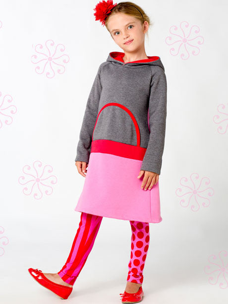 girls sewing pattern, stretch sewing pattern, childrens sewing pattern, leggings pattern