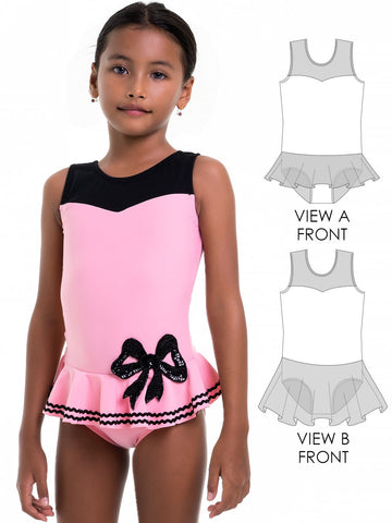 LEOTARD Patterns - EASY Dance Patterns & Unitard Patterns ...