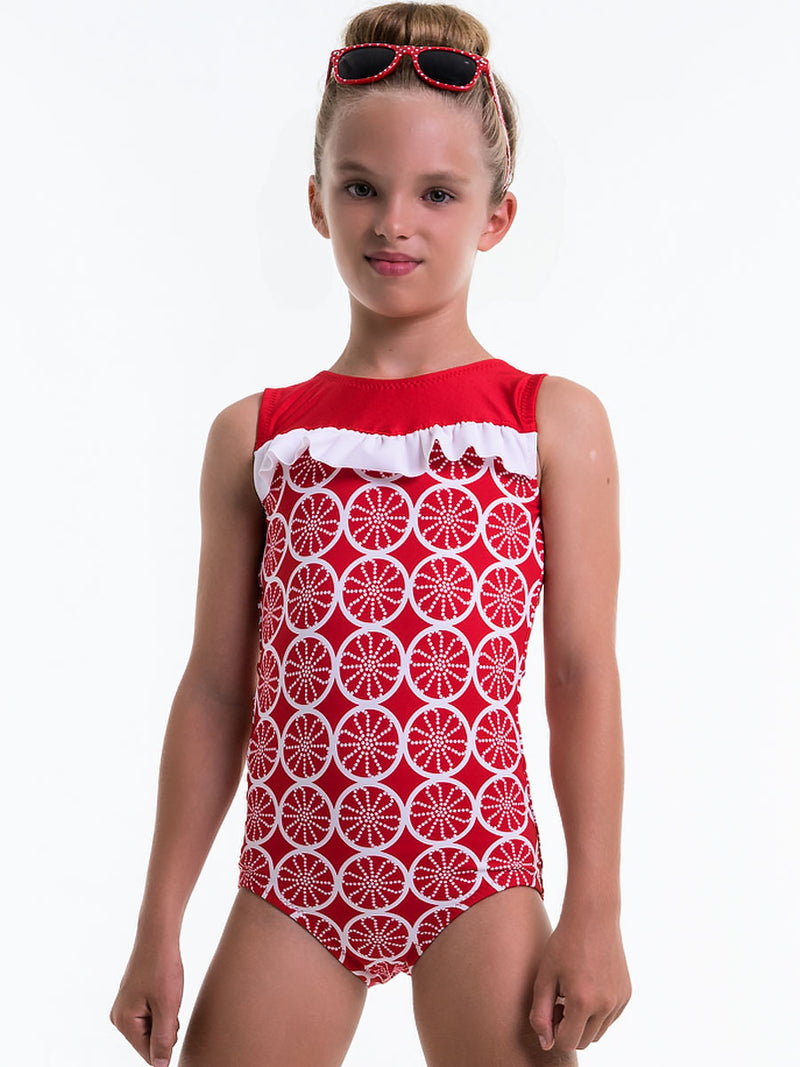 girls swimwear pattern