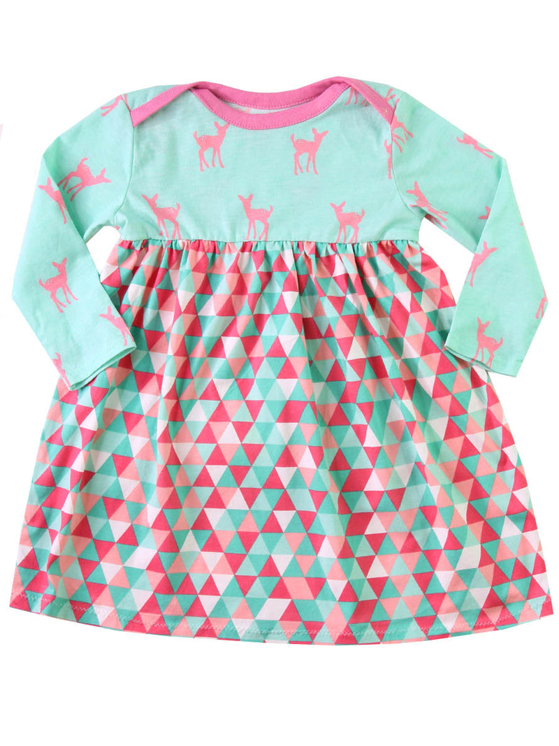 BETTY - Girls Dress Patterns (0-6T)