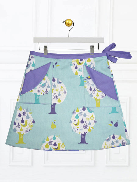 wrap skirt pattern
