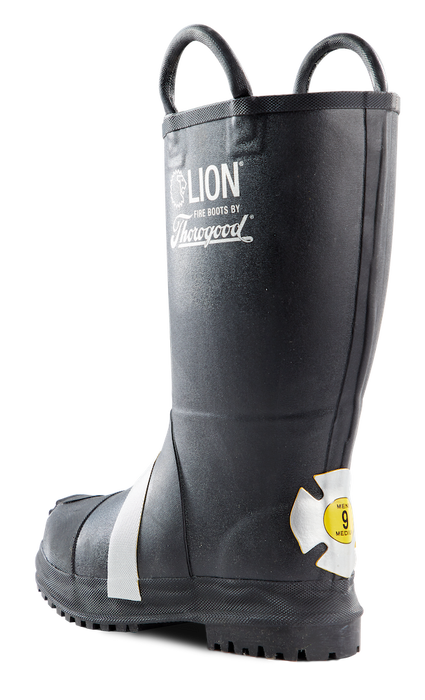 Lion by Thorogood Hellfire Rubber Insulated Boot