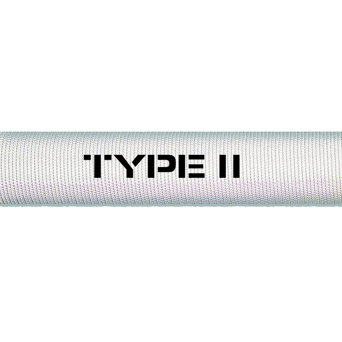 Key Fire Hose TYPE II Fire Hose - White