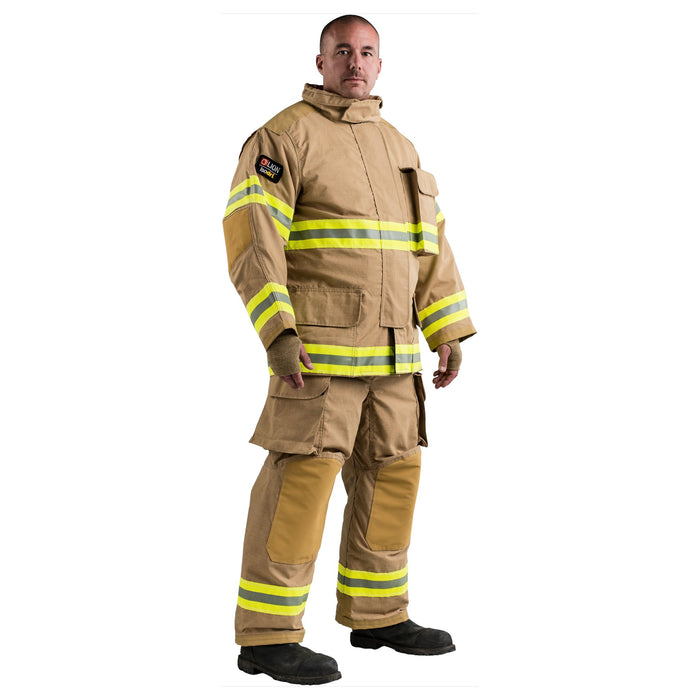 LionEXPRESS Turnout Gear - Gold Armor AP™