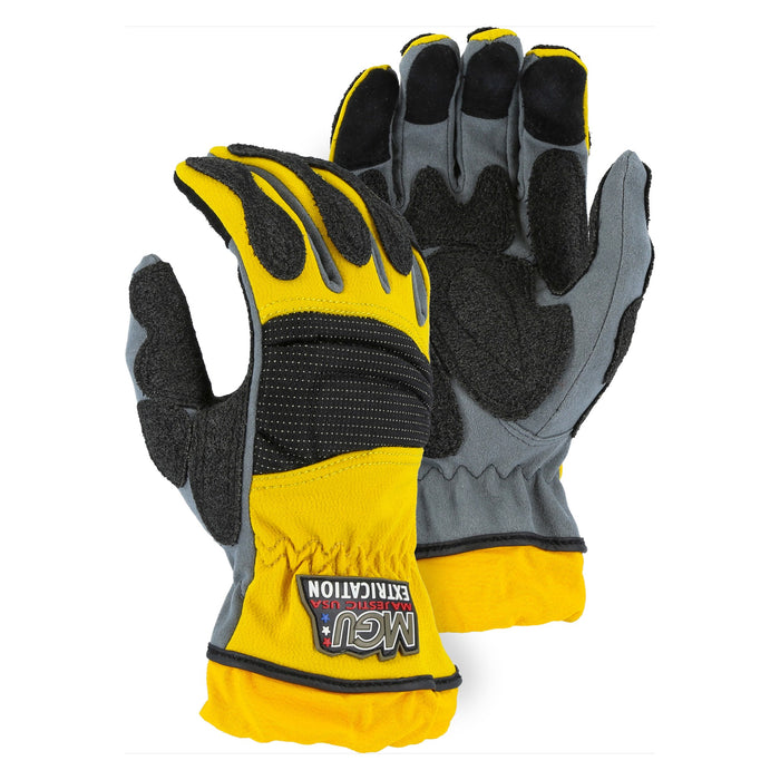 Majestic Extrication Gloves - Yellow