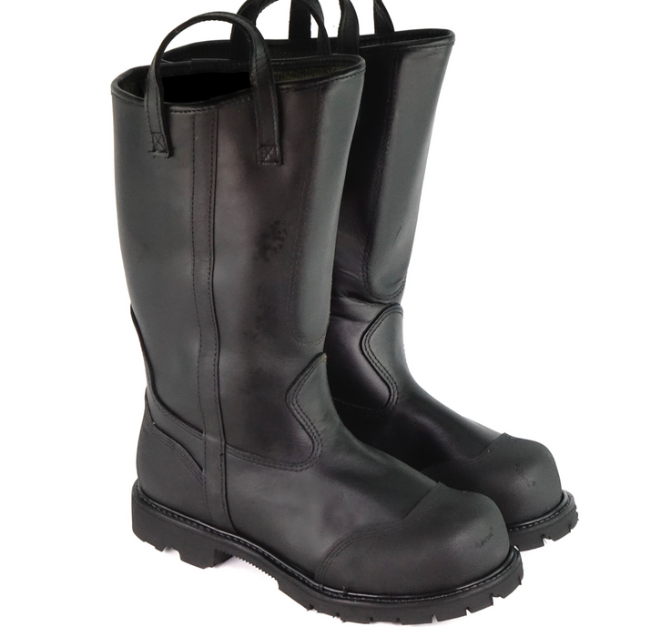 Lion by Thorogood USA Oblique - Pull-On Rubber Structural Boot