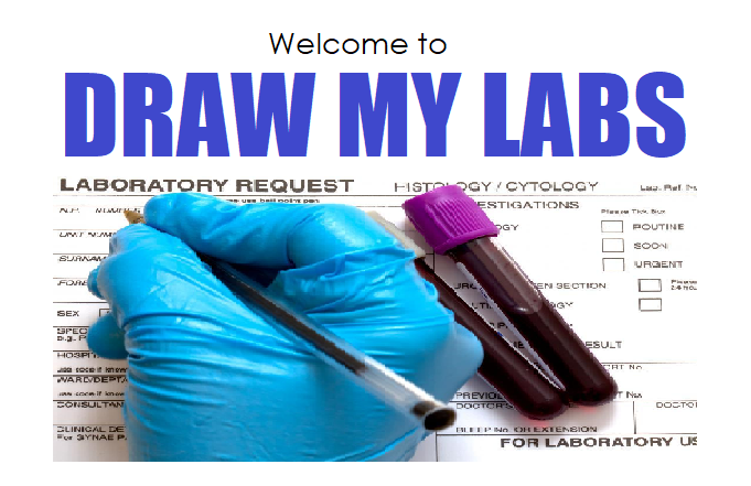 Draw my labs, the premiere mobile phlebotomy service. Assisting those whom prefer convenience in the setting of their choice.