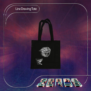 Line Drawing Tote