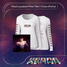 Load image into Gallery viewer, Zeros Longsleeve + Album