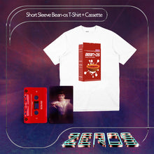 Load image into Gallery viewer, Zeros (Cassette) + Bean-os Tee