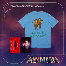 Load image into Gallery viewer, Zeros (Cassette) + TKLOE Tee