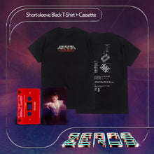Load image into Gallery viewer, Zeros (Cassette) + Tee