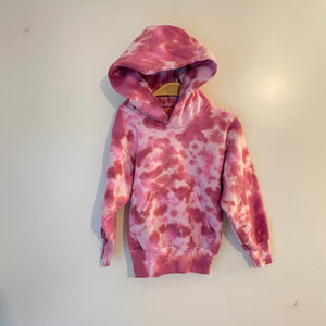 Youth Pink Paradise Hoodie
