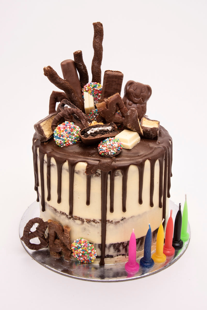 Drip Cake to feed 12-15