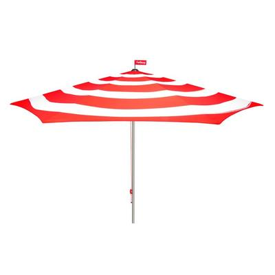 Fatboy Stripesol - Rood incl. base Antraciet