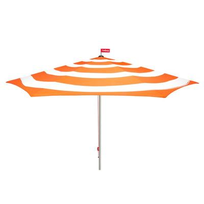 Fatboy Stripesol - Oranje incl. base Antraciet