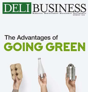 The Advantages of GOING GREEN via DELI Business