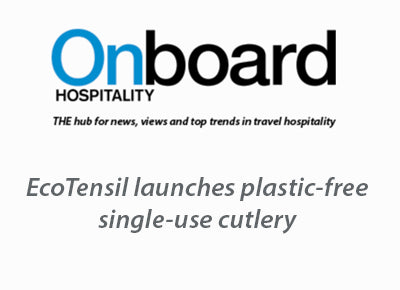 EcoTensil launches plastic-free single-use cutlery
