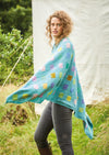 Paint Daubs Blanket - By Kaffe Fassett