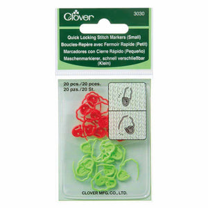 Clover Quick Locking Stitch Markers