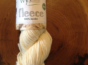 Fleece - 100% Jacobs (Aran)