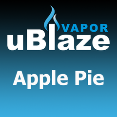 Apple Pie by uBlaze Vapor