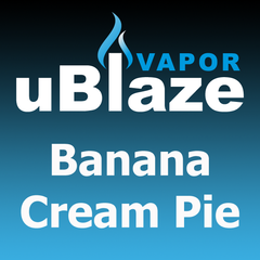Banana Cream Pie By uBlaze Vapor
