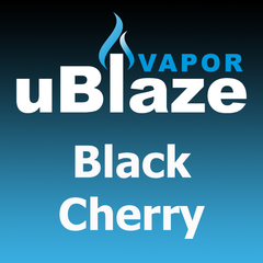 Black Cherry by uBlaze Vapor