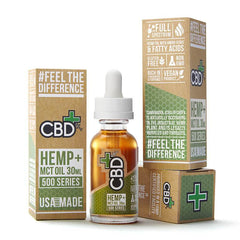 Hemp+ MCT Oil 30ml 500mg Series