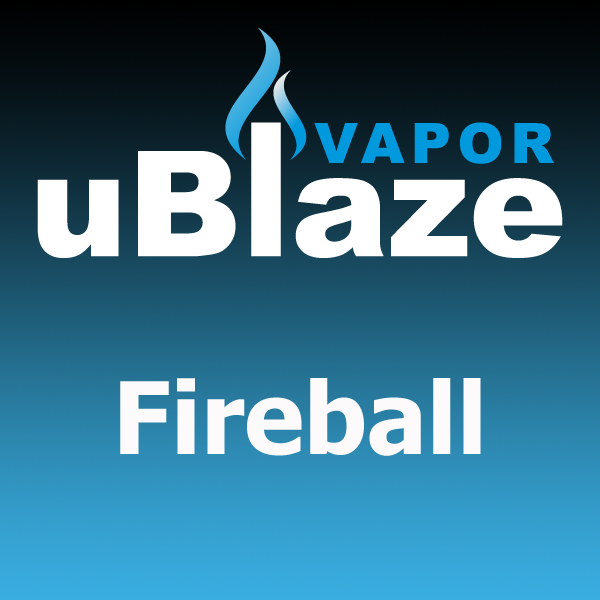 Fireball by uBlaze Vapor
