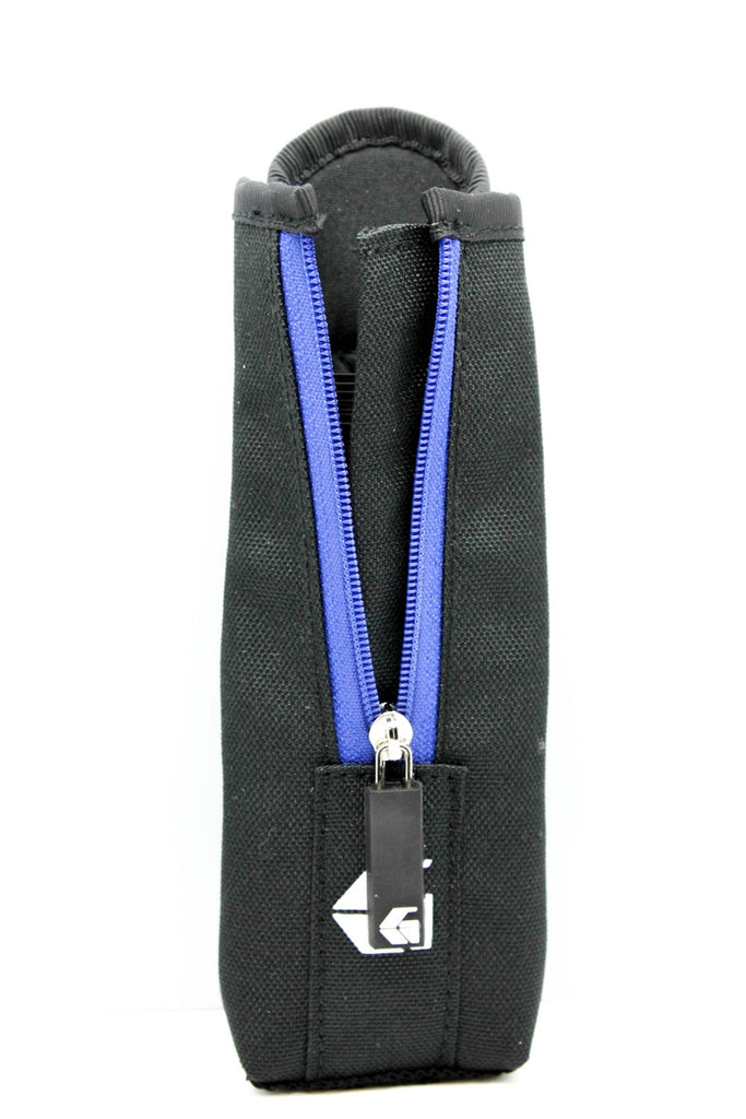 G Case Mod Holder Black with Blue Zipper