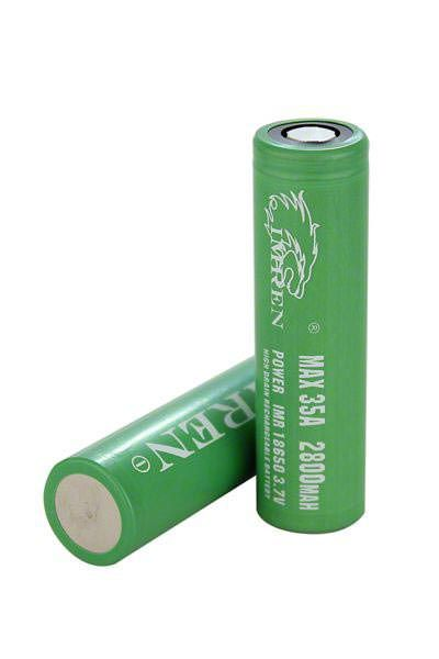 Imren 18650 2800mAh 35A Battery