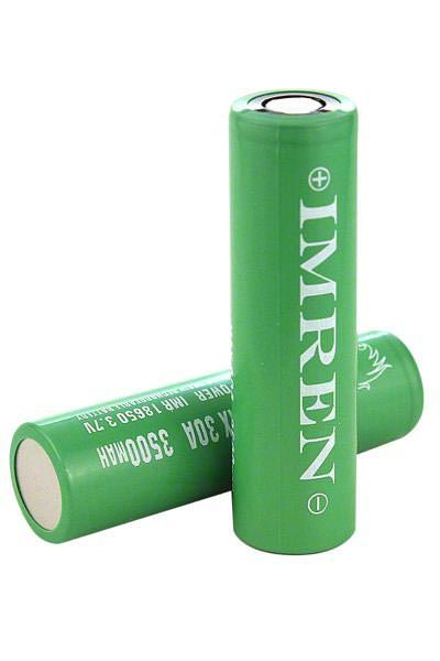 Imren 18650 3500mAh 30A Battery