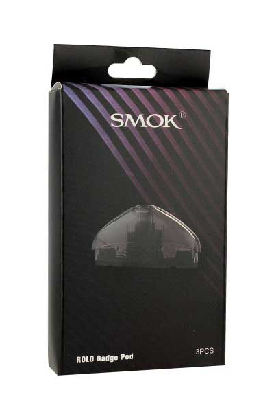 Smok Rolo Badge Refillable Pods - 3 Pack