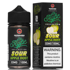 Sour Apple Dust by The Hype Collection
