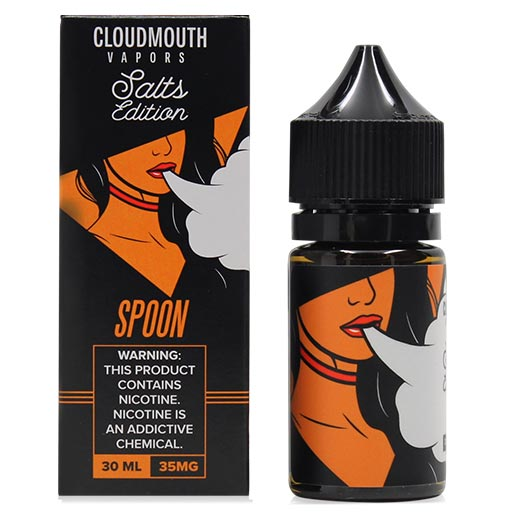 Cloudmouth Nic Salts Spoon