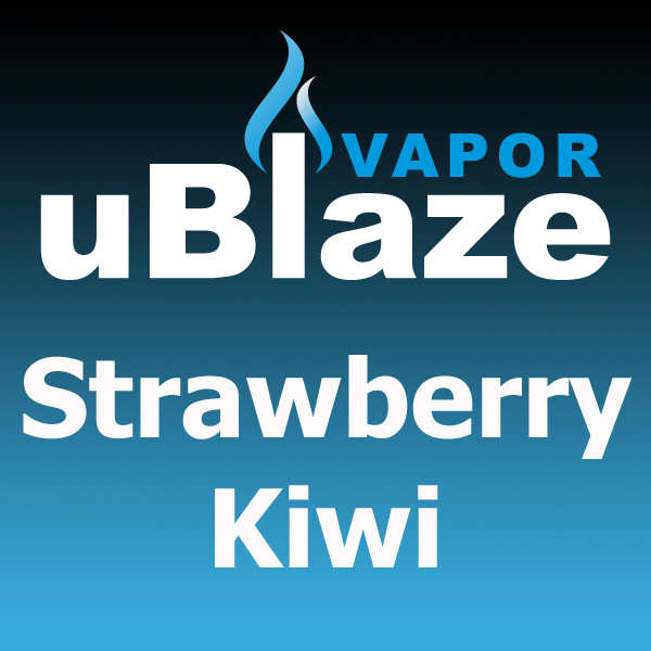 Strawberry Kiwi by uBlaze Vapor