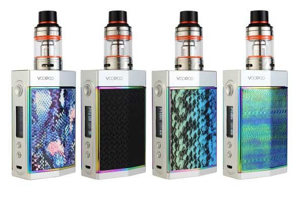 VooPoo Silver Frame Too 180W TC Kit