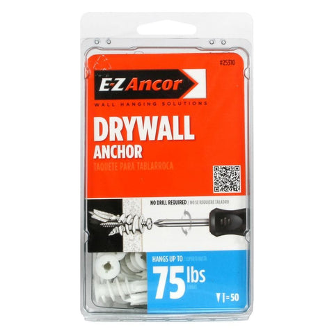EZ Load Drywall Anchors