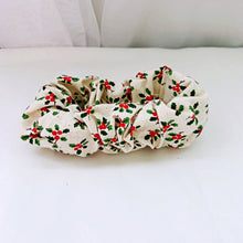 Load image into Gallery viewer, Christmas Scrunchies