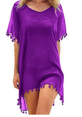 Women Bikini Cover UpBeachwear Tunic Beach Dress
