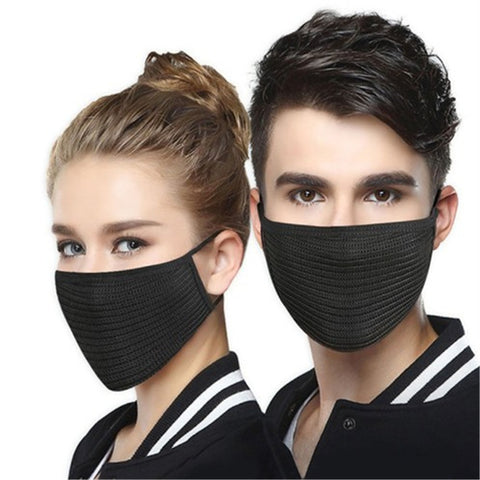 CORONA Mask Cotton Anti Dust Half Mask Antibacterial Dustproof