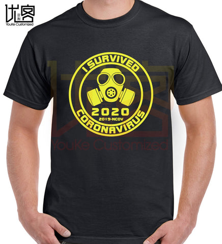 Corona virus 2020 2019-nCoV New T-Shirt
