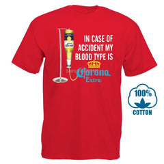 Corona Extra In Case Of Accident T Shirt